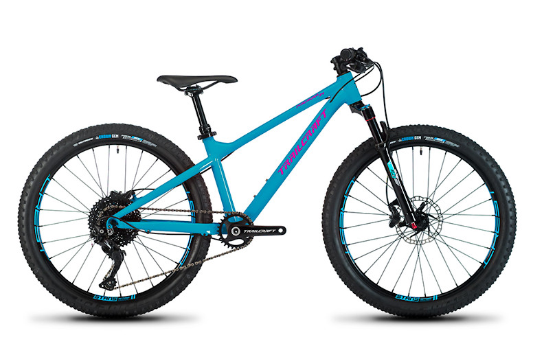 2019 Trailcraft Pineridge 24 Special Build Turquoise