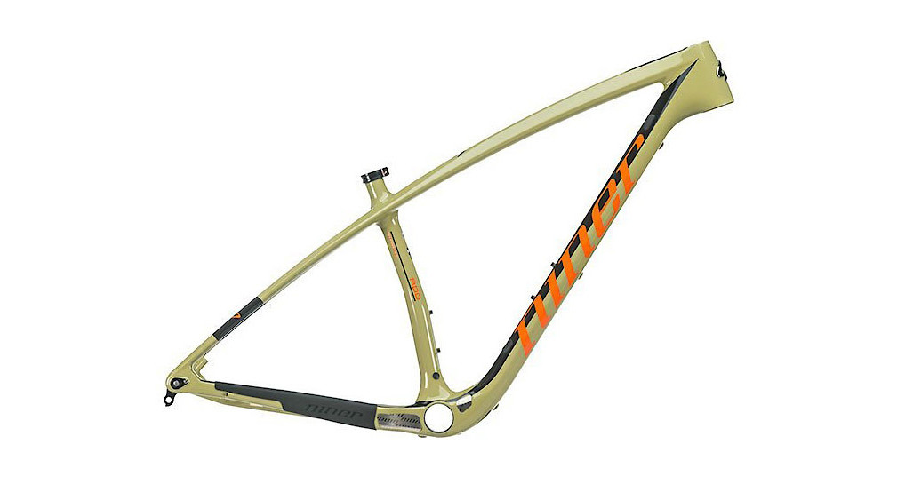 Niner AIR 9 RDO frame - Sand/Orange