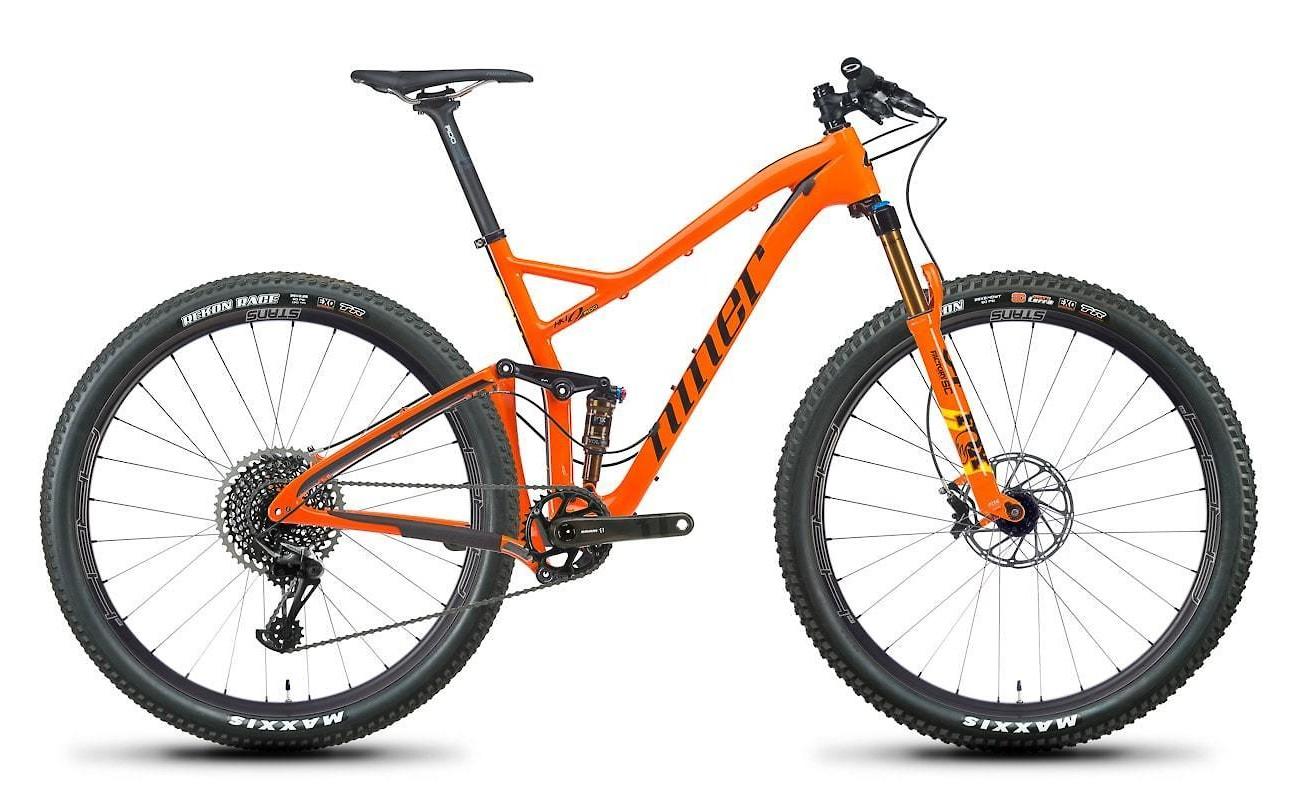 2019 Niner RKT 9 RDO 5-Star X01 Eagle in Orange/Black