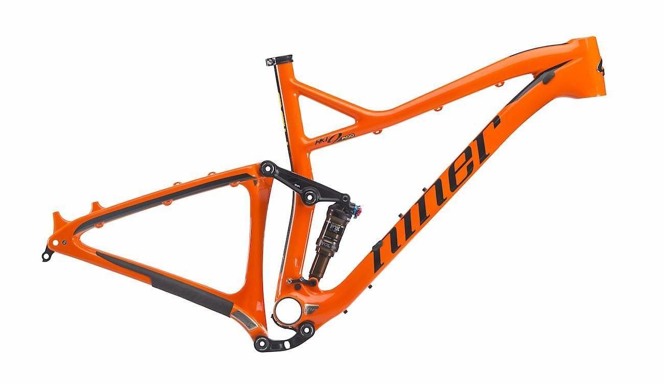 Niner RKT 9 RDO frame - Orange/Black