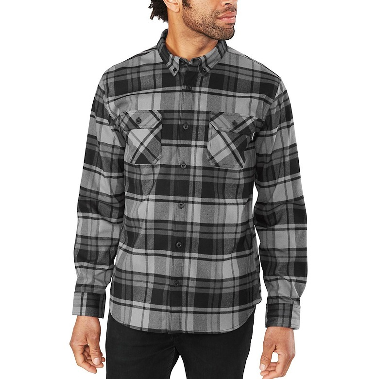 Dakine Reid Tech Flannel - Black