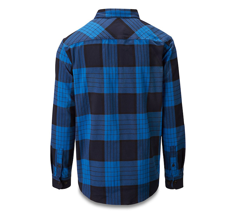 Dakine Reid Tech Flannel - Cobalt Blue