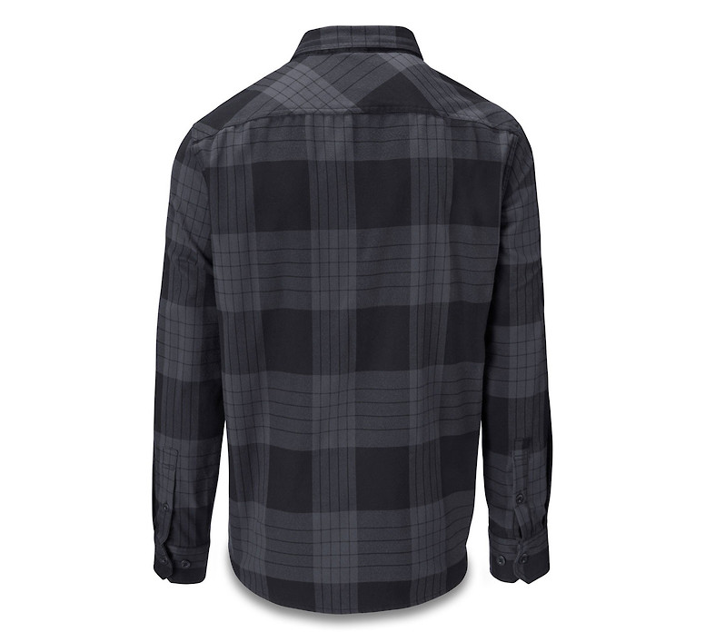 Dakine Reid Tech Flannel - Black/Grey