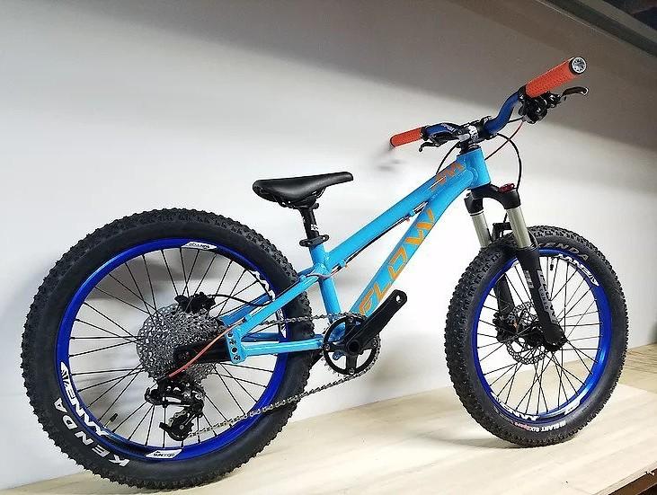 2019 Flow 20 Plus Size Wheels 10 Speed Sky Blue