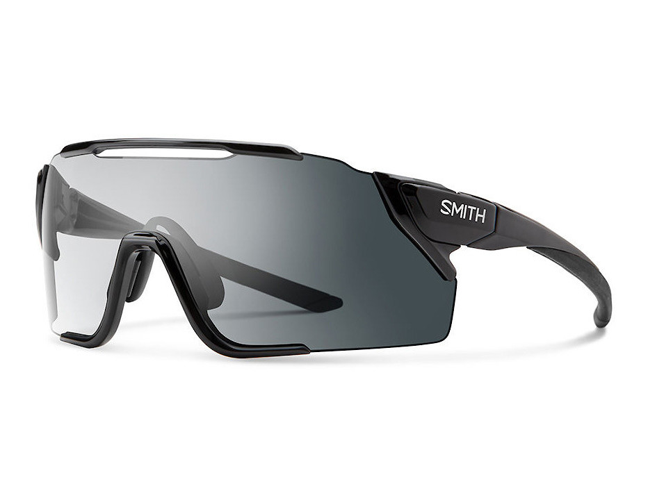 Smith Attack MTB (Black/Photochromic Clear To Gray)