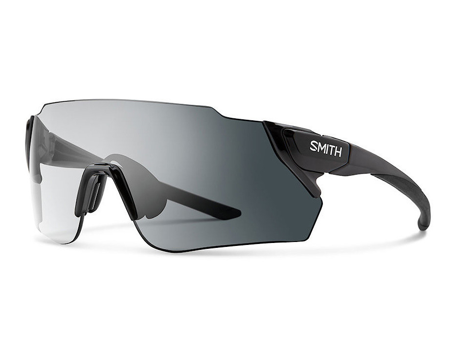 Smith Attack Max (Black/Photochromic Clear to Gray)