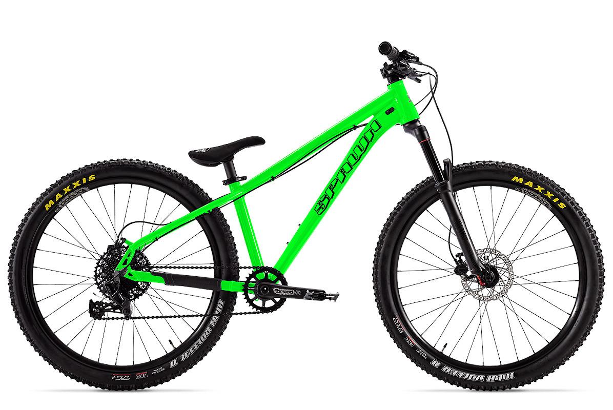 2019 Spawn Yama Jama 26 Neon Green