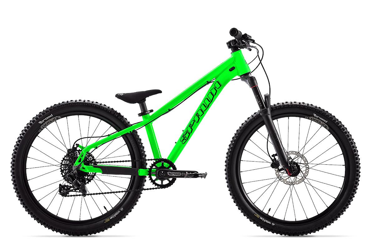 2019 Spawn Yama Jama 24 Neon Green