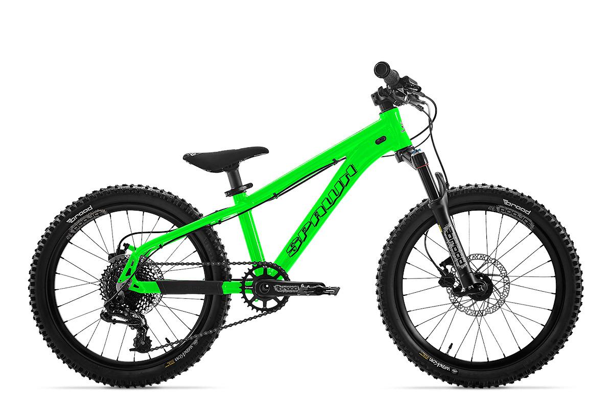 2019 Spawn Yama Jama 20 Neon Green