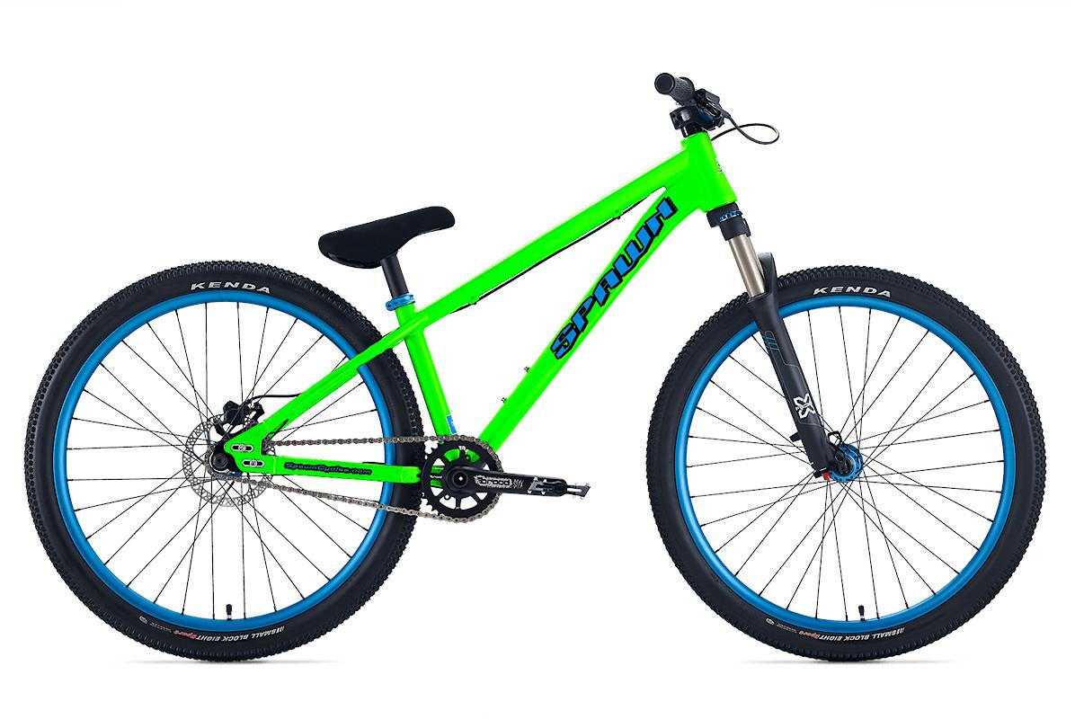 2019 Spawn Kotori 26 Neon Green