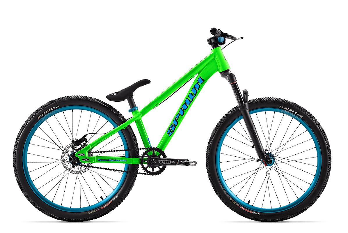 2019 Spawn Kotori 24 Neon Green