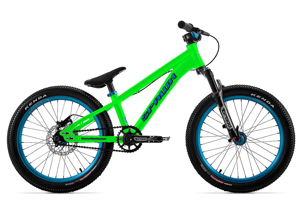 2019 Spawn Kotori 20 Neon Green