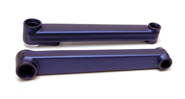 Cranks Eastern Tribe Arms Matte Purple Lo-Res