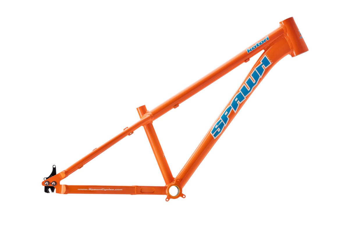 2019 Spawn Kotori 26 Orange Frame