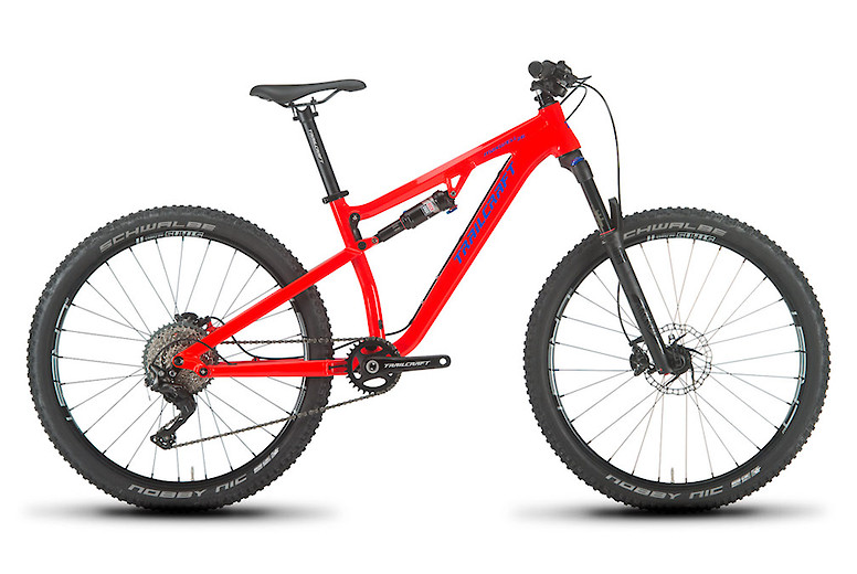 Trailcraft Maxwell 26 XT Pro Deep Orange