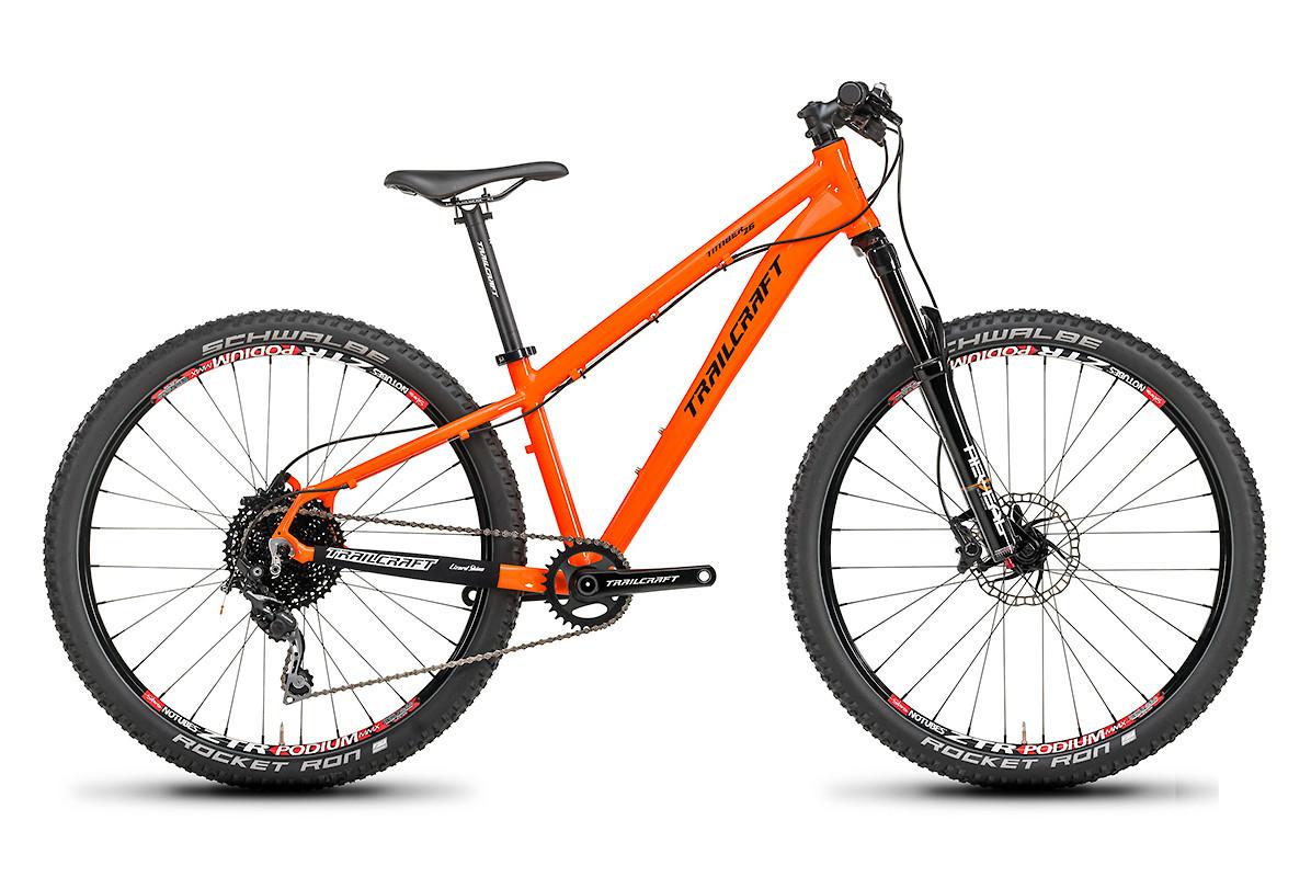 Trailcraft Timber 26 Pro Deore Orange