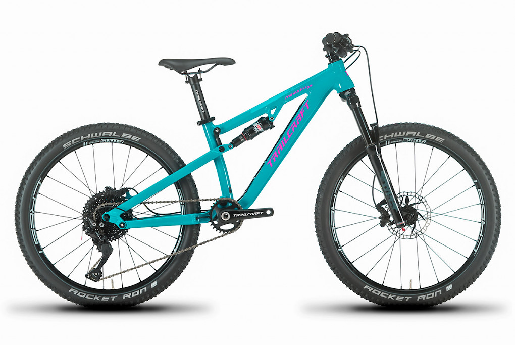 Trailcraft Maxwell 24 Pro Deore Turquoise