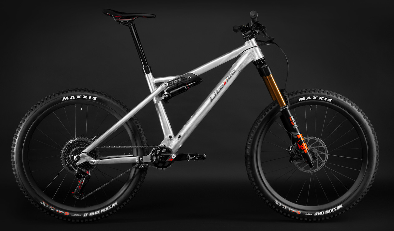 2019 Liteville 301 Mk15 in Worksfinish (Enduro X01 Eagle with options pictured)