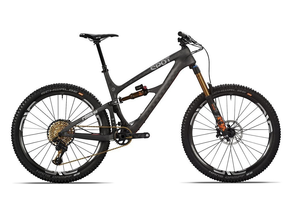 2019 Spot Rollik 150 Bike - 6-star Build