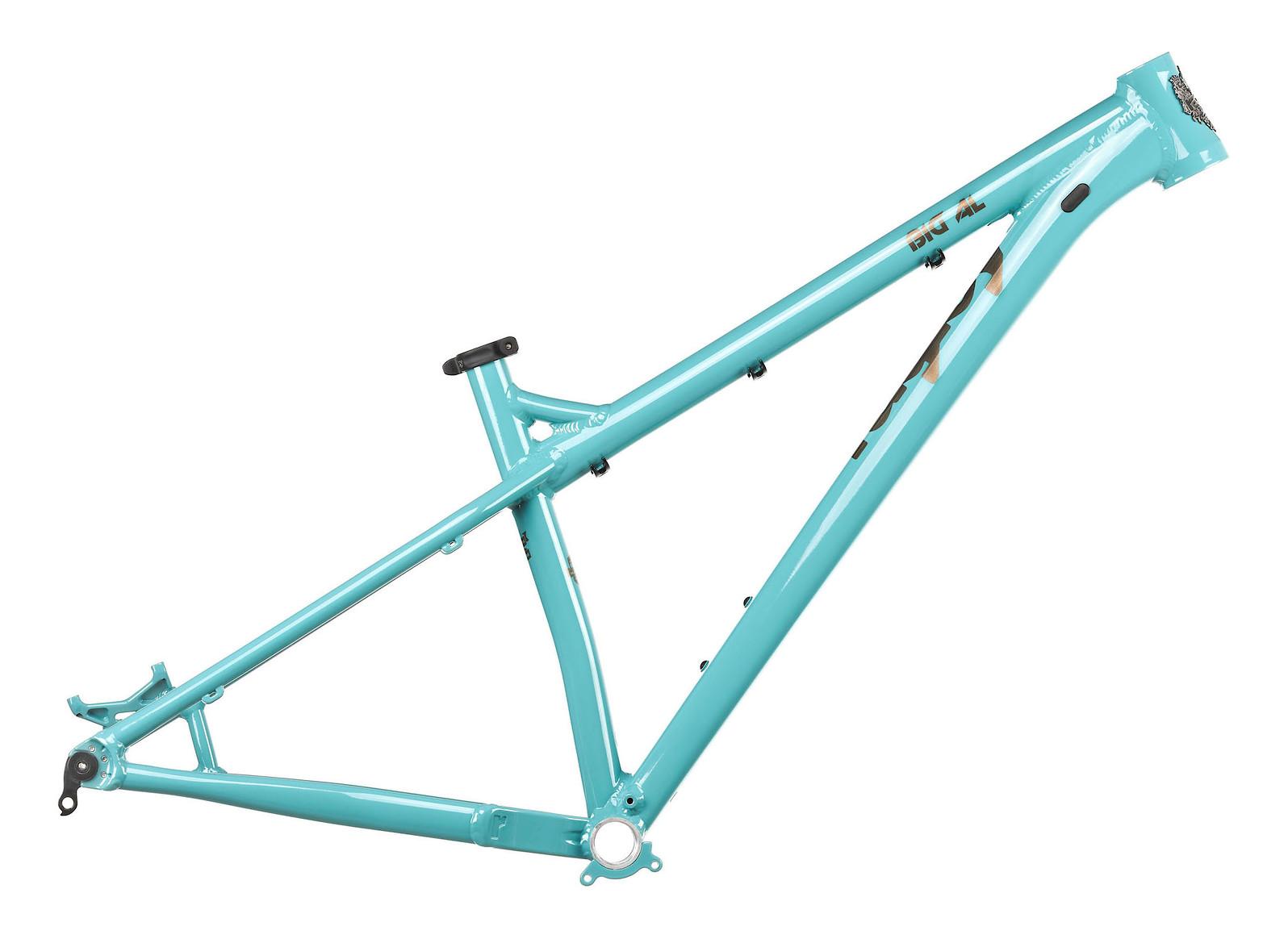 Ragley Big Al Frame (Turquoise)