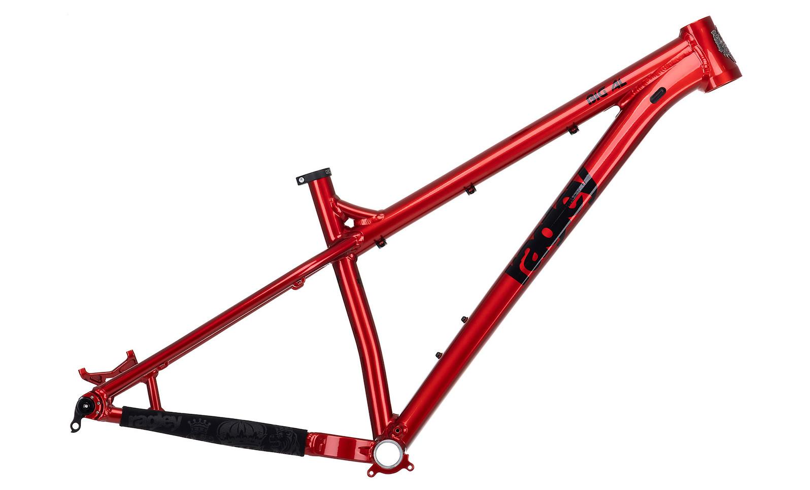 Ragley Big Al Frame (Candy Red)