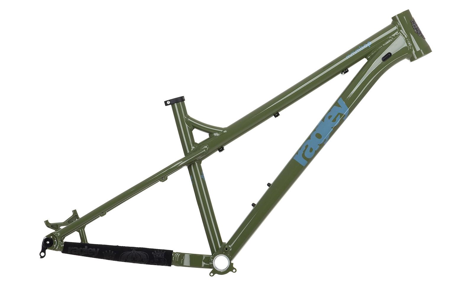 Ragley Mmmbop Frame (Olive Green)