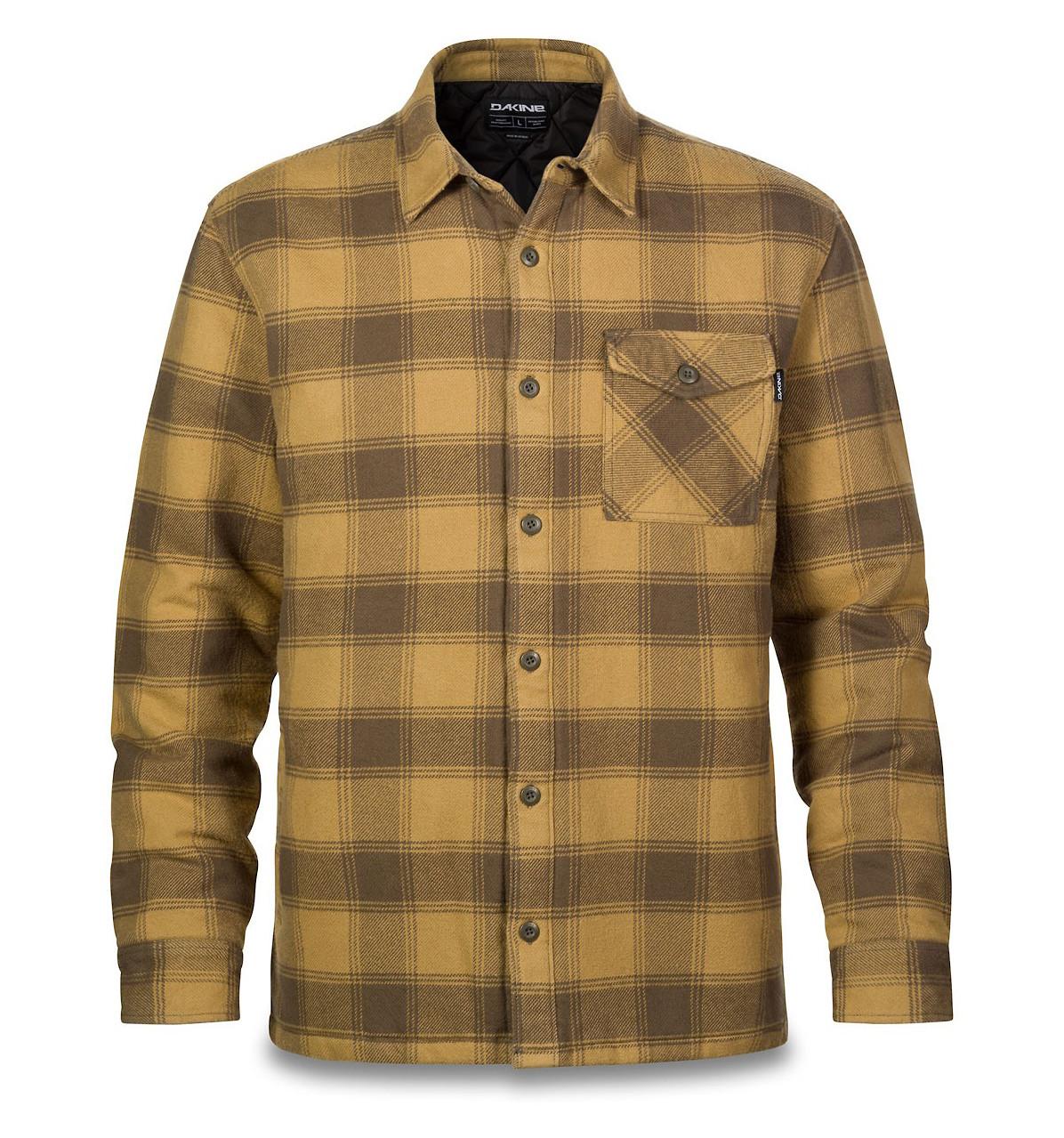 Dakine Hendrix Flannel Shirt - Fennel