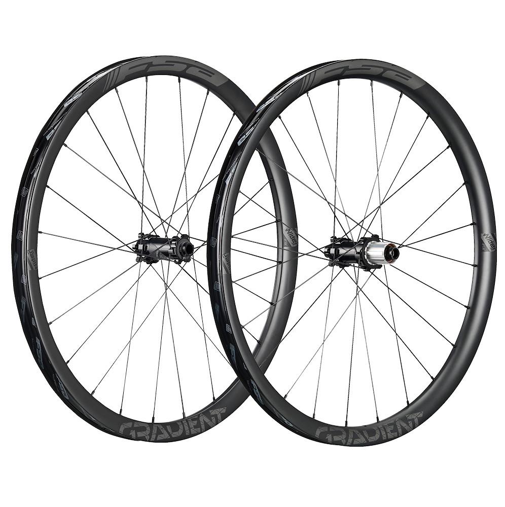 FSA Gradient WideR Carbon Wheelset