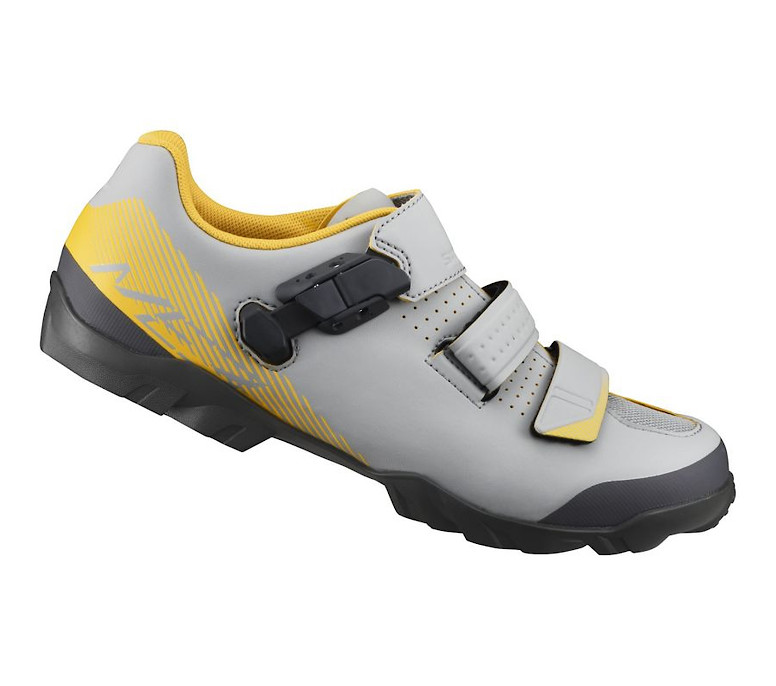 Shimano SH-ME300 (2018), gray-yellow