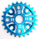 C138_sprocket_medusa_3d_matte_hot_blue