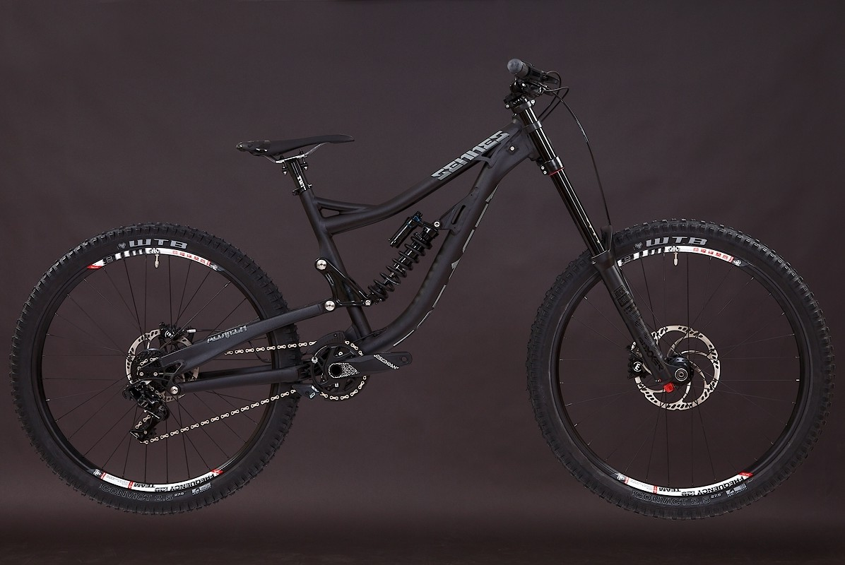 2019 Alutech Sennes TrailReady