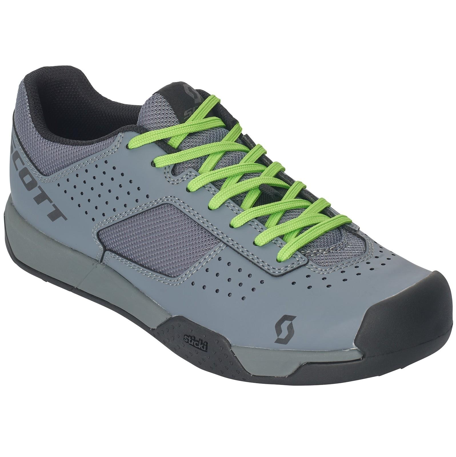 Scott AR shoe in black/grey