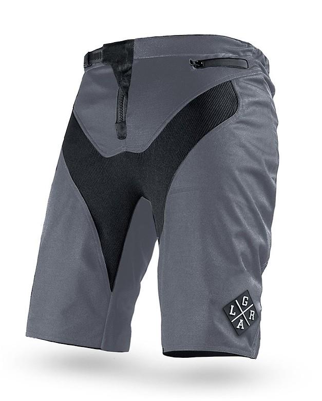 Loose Riders C/S Shorts (grey)