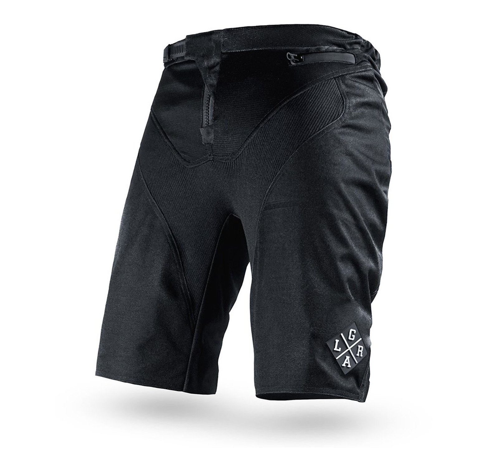Loose Riders C/S Shorts (black)