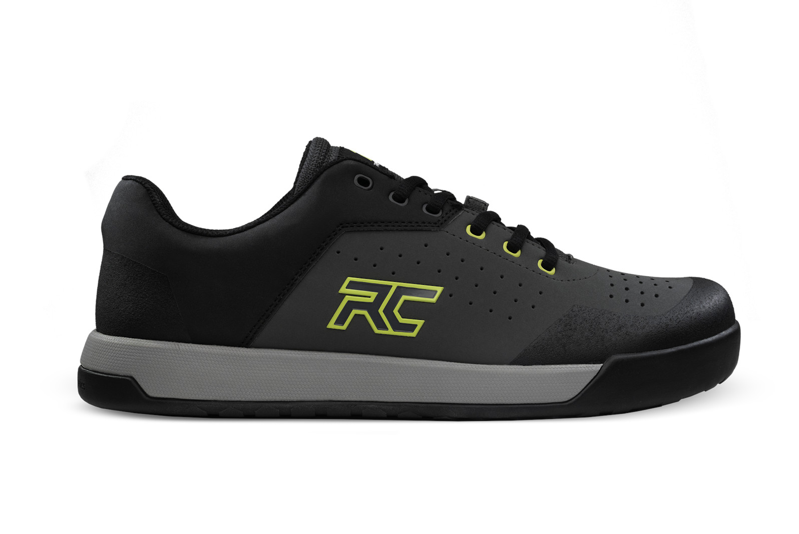 Ride Concepts Session Hellion (grey/lime)