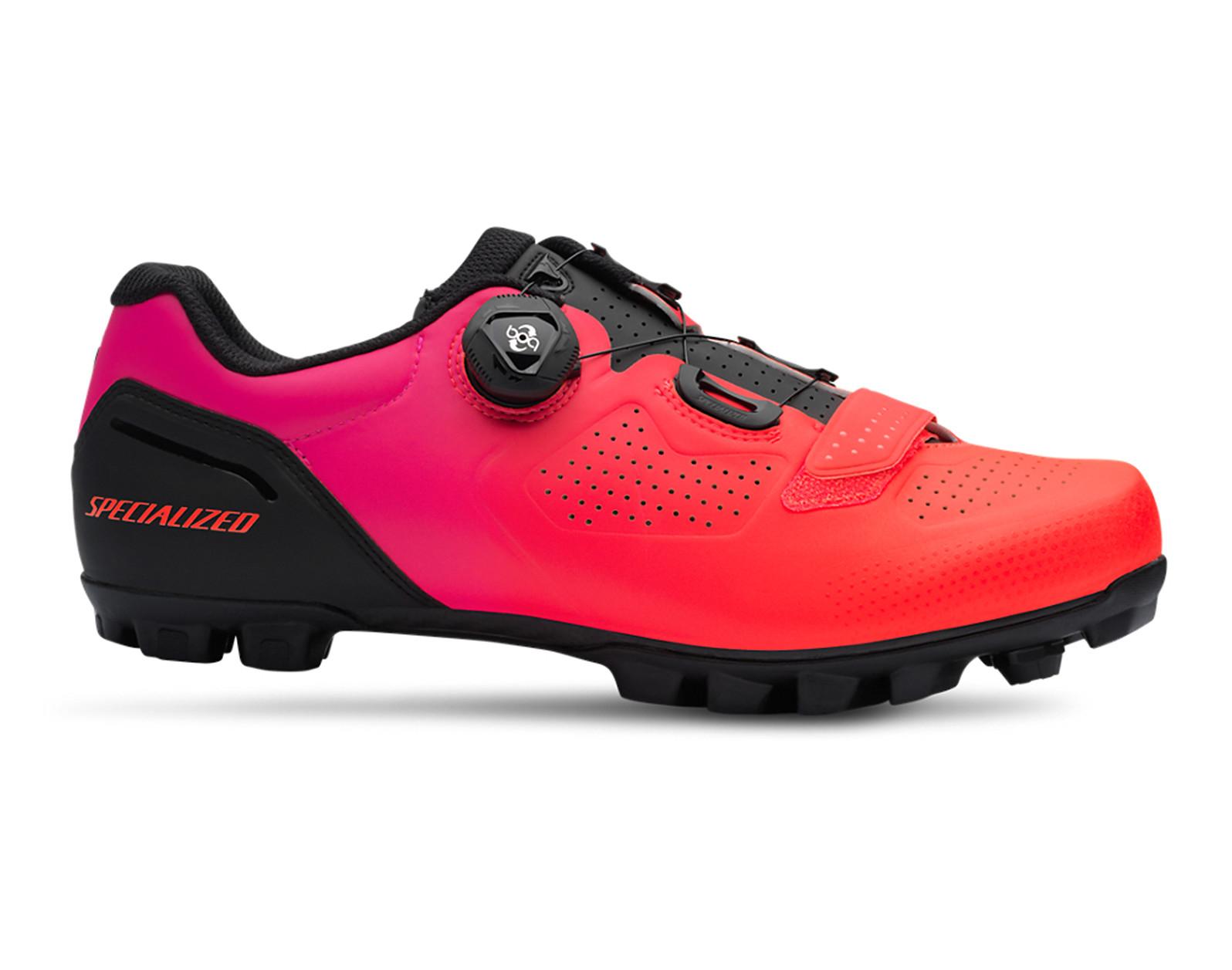 Specialized Expert XC Shoes (black/acid lava)