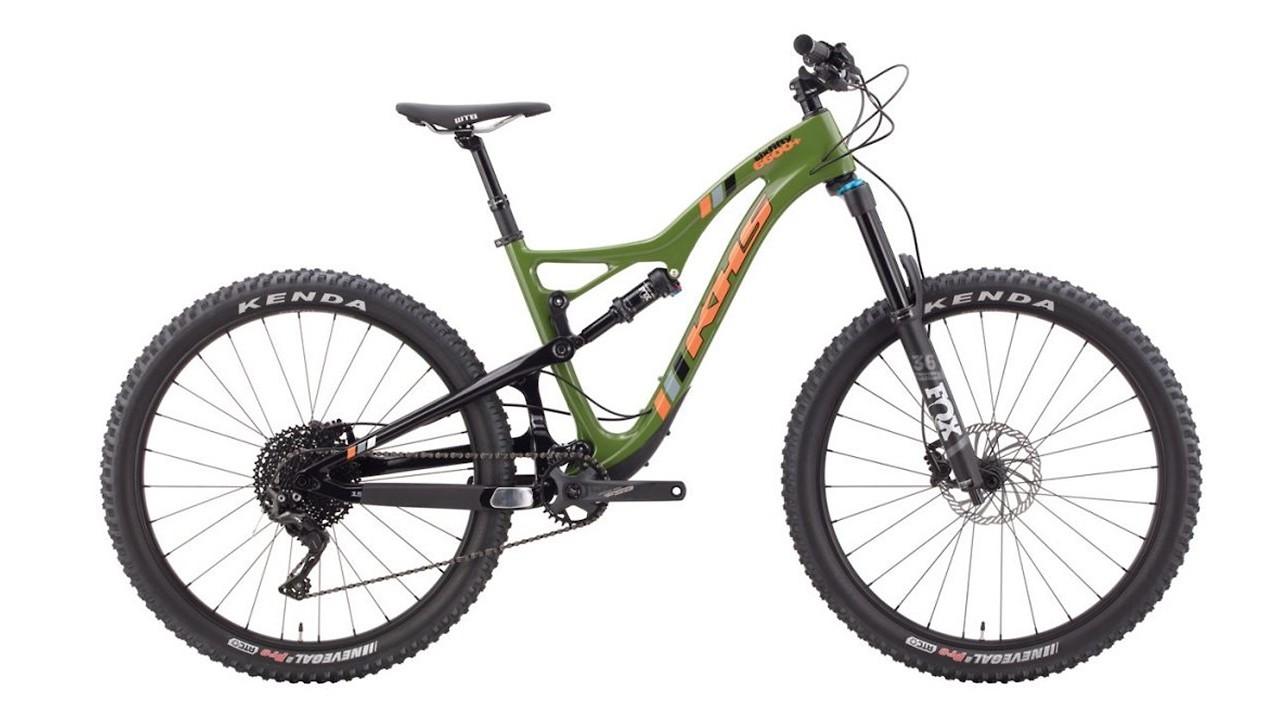 KHS SixFifty 6600  - army green