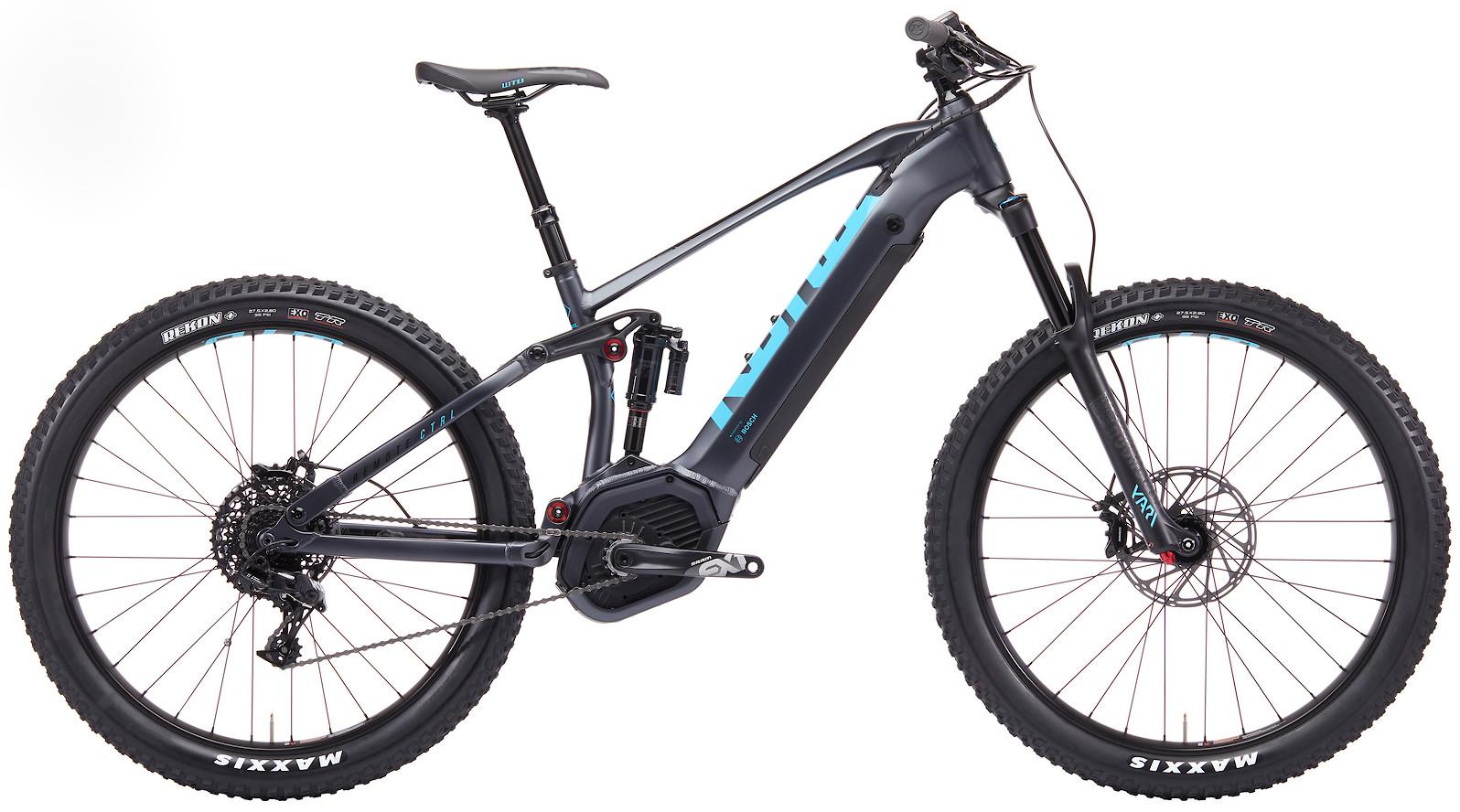2019 Kona Remote CTRL E-bike