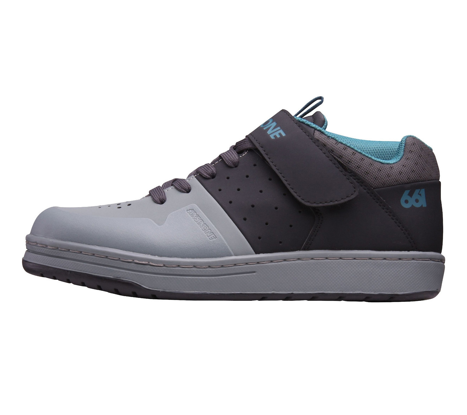 SixSixOne Filter SPD shoe in Gray