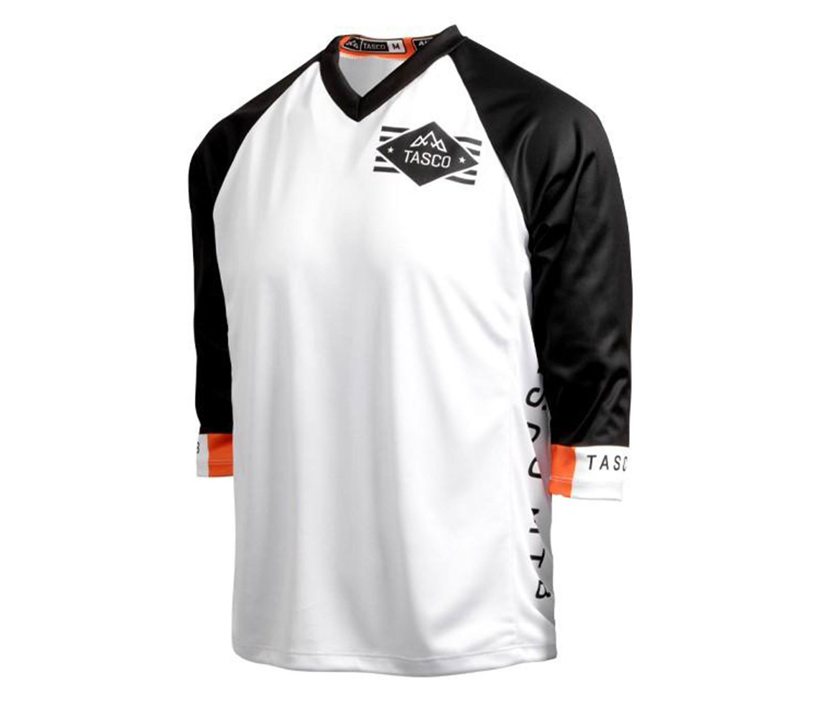 TASCO Section Trail Jersey - white (2019)