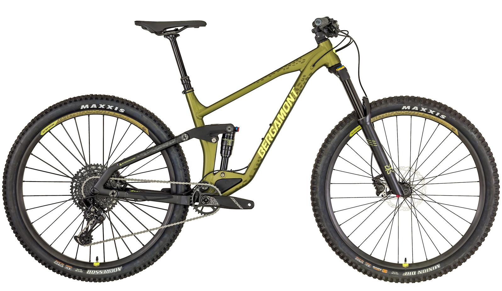 2019 Bergamont Trailster 6