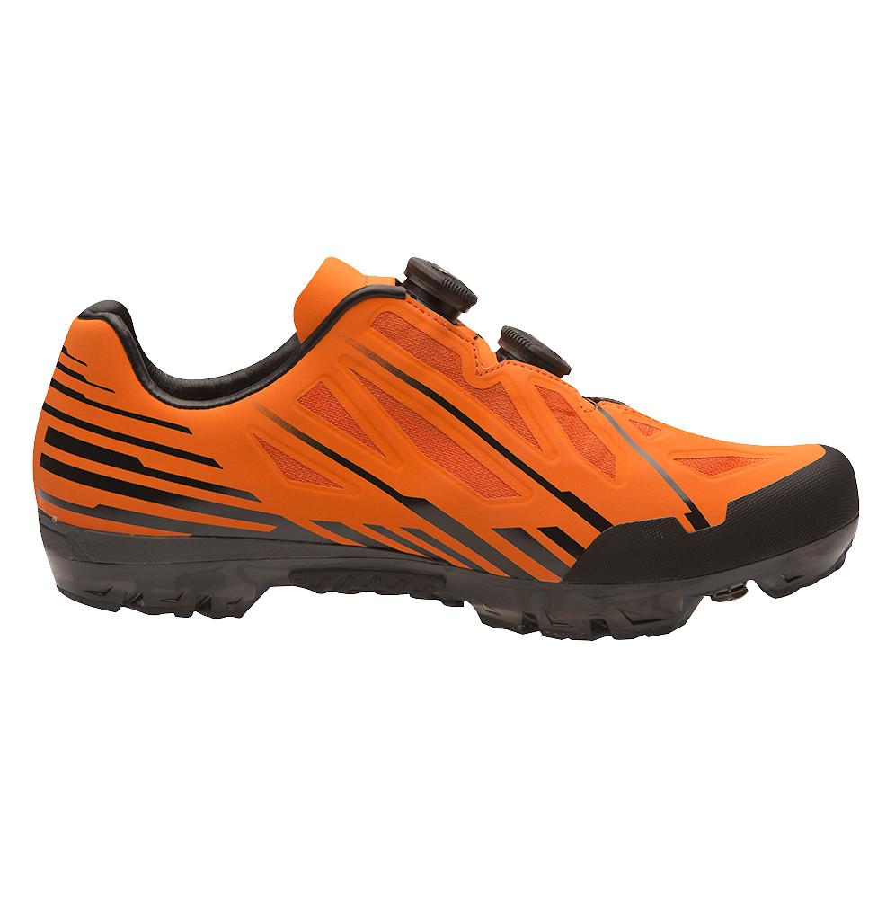 Pearl Izumi X-PROJECT P.RO. shoe in screaming orange/black