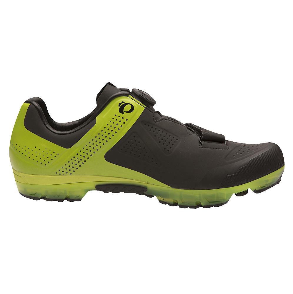 Pearl Izumi X-PROJECT ELITE men's shoe in black/lime punch