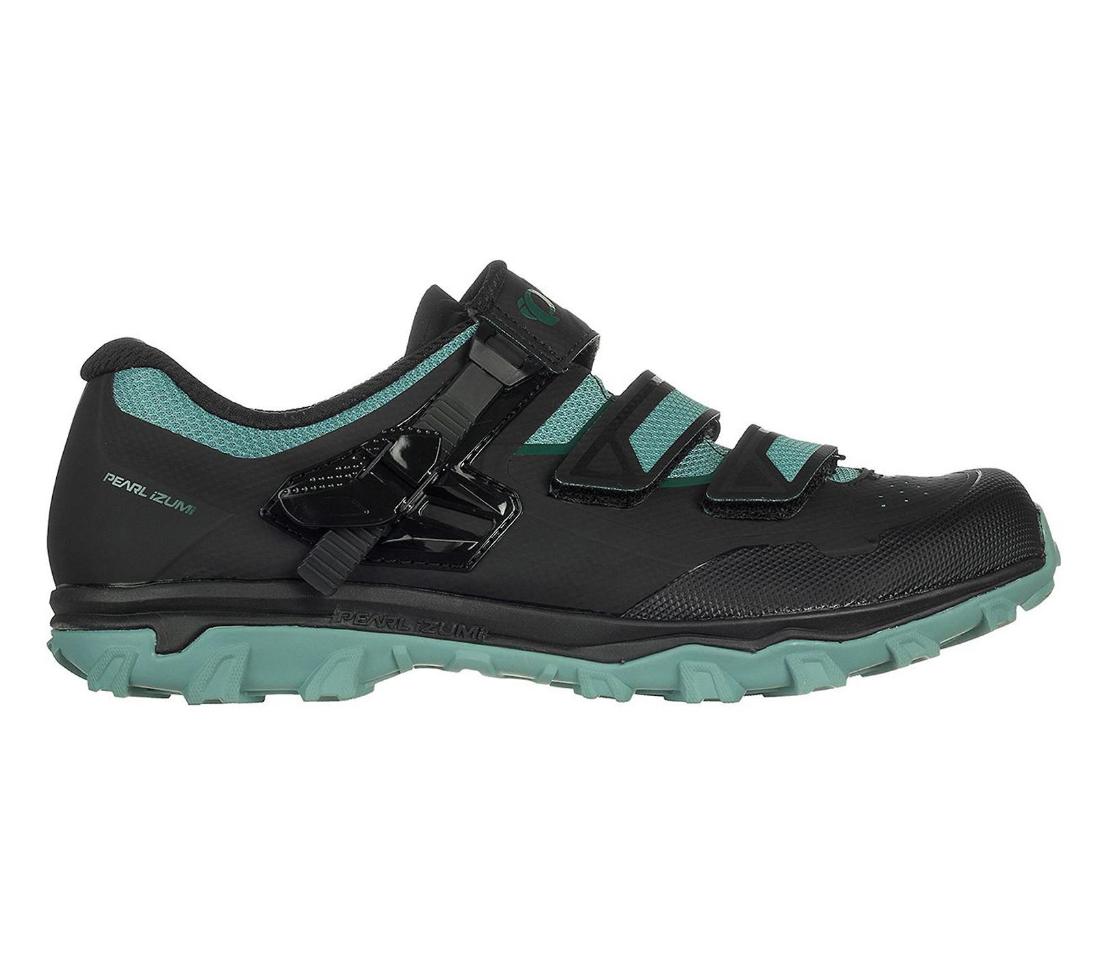 Pearl Izumi X-ALP Summit men's shoe in arctic/black