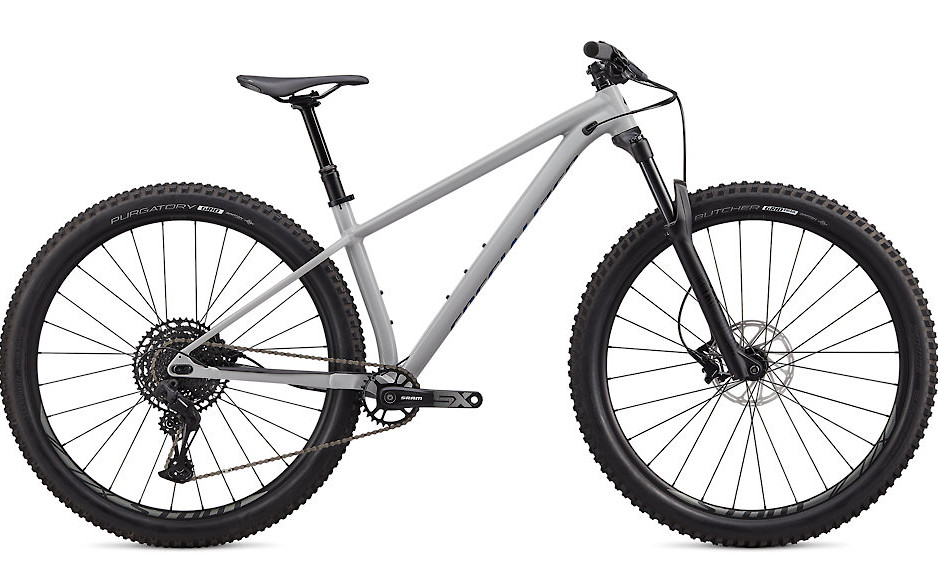 2020 Specialized Fuse Comp 29 - Dove Grey