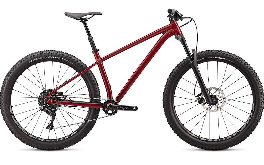 2020 Specialized Fuse 27.5 - Gloss Crimson