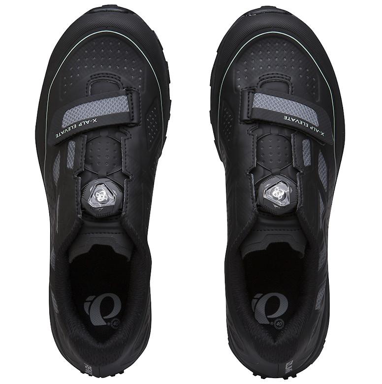 Pearl Izumi X-ALP Elevate women's shoe in black/black
