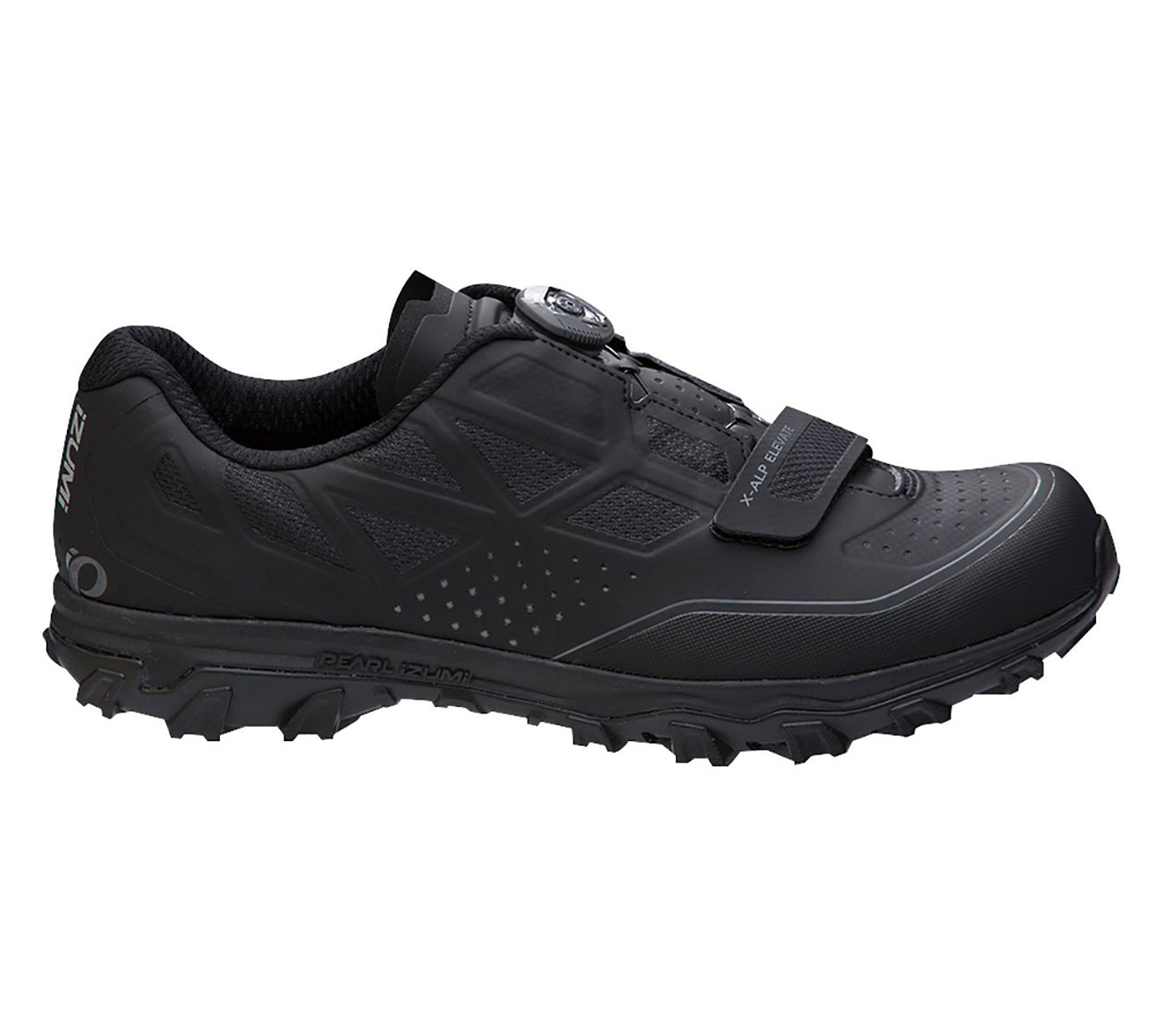 Pearl Izumi X-ALP Elevate men's shoe in black/black