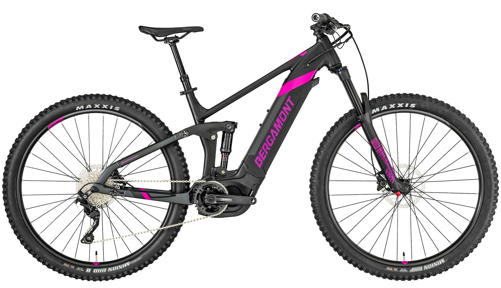 2019 Bergamont E-Trailster Sport FMN 29