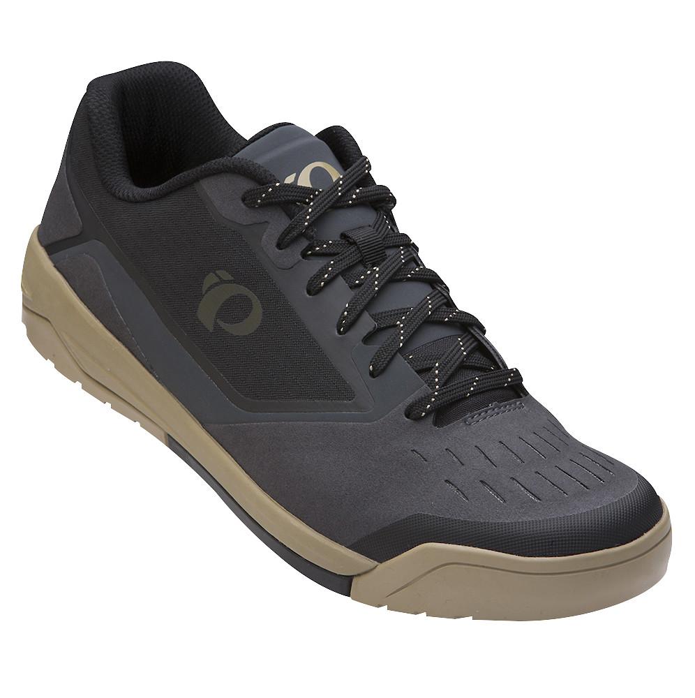 Pearl Izumi X-ALP Launch men's shoe in black/shadow grey